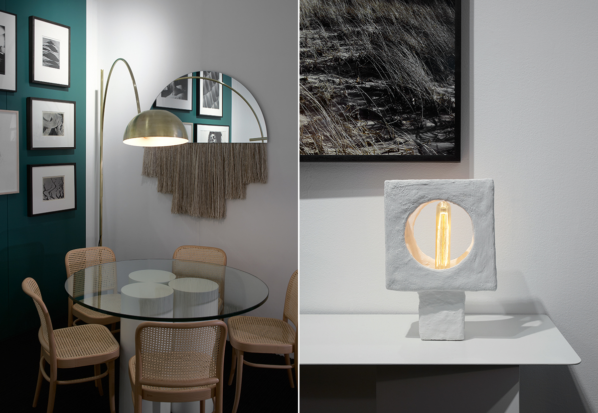 Hamptons Conteporary Design Show, Magdalena Keck Interior Design Showcase